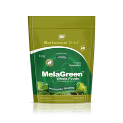 Balance Diet Mela green immunity green