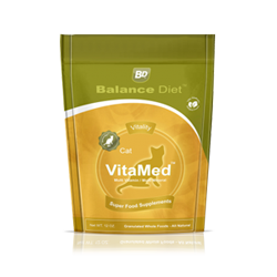 Balance Diet cat vitamed to provide vitamin and best protien