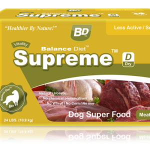 Balance Diet Dog super food mreaty cuts