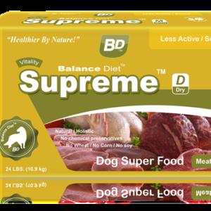 Balance Diet Dog super food mreaty cuts