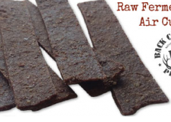 Balance Diet premium dog food healthy raw fermented air cured for good dental/oral health and strong muscle