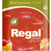 Balance diet Premium Dog food for the best dog health Regal omegas for dogs skin and coats care