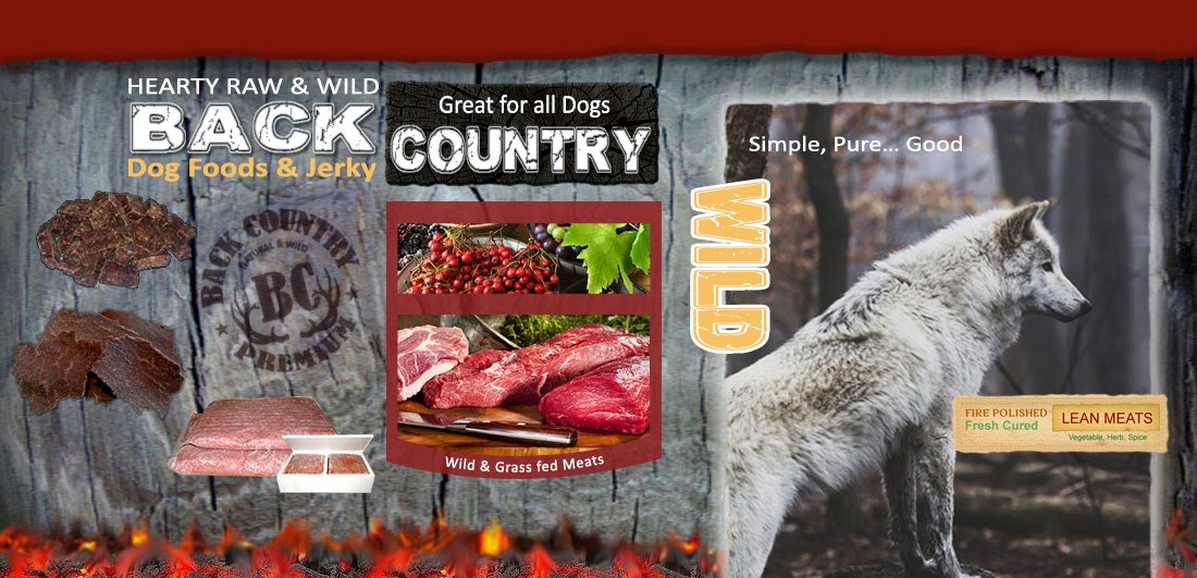Balance Diet premium dog food simle pure good dog foods and jerky for the strong immune system and strong muscles