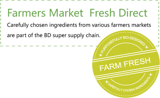 Balance Diet farmers markets